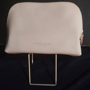 Burberry amenities pouch